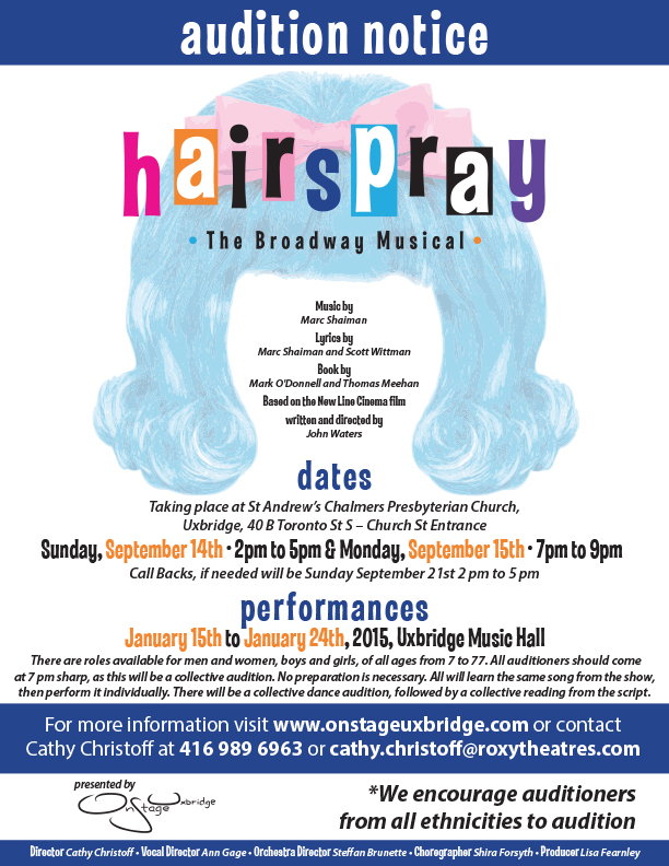 Hairspray_Audition_Poster_FINAL (3)